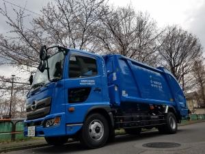 一般廃棄物車両