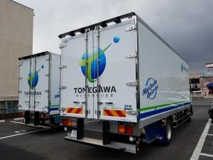 産業廃棄物車両